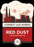 Consett Ale Works Red Dust
