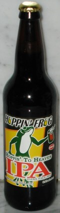 Hoppin' Frog Hoppin' To Heaven IPA