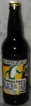 Hoppin' Frog Bodacious Black & Tan