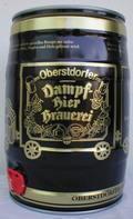 Oberstdorfer Dampfbier Weizen Dunkel