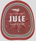 Indslev Julehvede - German Hefeweizen