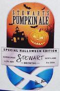 Stewarts Mischief Night Pumpkin Ale