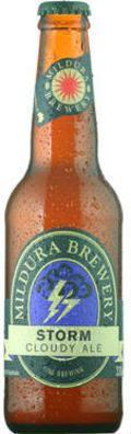 Mildura Brewery Storm Cloudy Ale