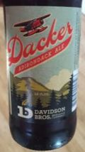 Davidson Brothers Dacker