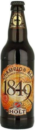 Holts 1849 (Bottle) - Bitter