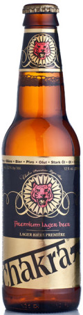Chakra Premium Lager beer