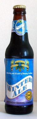 Mendocino Winter Ale (06/07 - Oatmeal Stout)