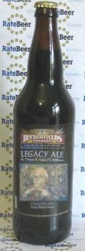 Buckerfields Legacy Ale