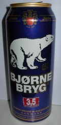 Harboe Bj�rne Bryg 3.5%