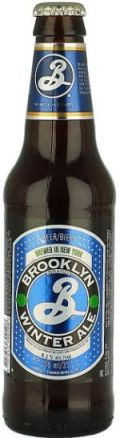 Brooklyn Winter Ale (2006 and Later)