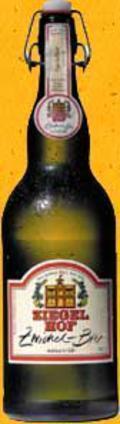 Ziegelhof Zwickel-Bier