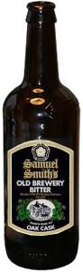 Samuel Smiths Old Brewery Bitter (Bottle & Keg) - Bitter