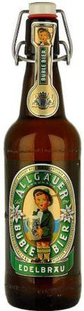 Allg�uer B�ble Bier Edelbr�u