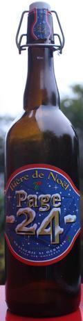 Saint Germain Page 24 Bière de Noel