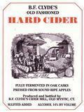 Clydes Old Fashioned Hard Cider