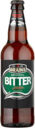 Brains Original Bitter
