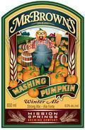 Mission Springs Winter Ale (2005 - present) - Spice/Herb/Vegetable