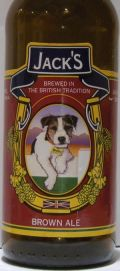 Jack Russell Brown Ale