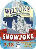 Weltons Snow Joke