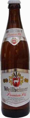 Lammbr�u Weilheimer Premium Pils