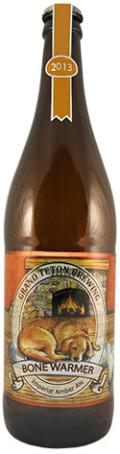 Grand Teton Bone Warmer Amber Ale