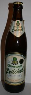 Grosswald Zwickel - Zwickel/Keller/Landbier