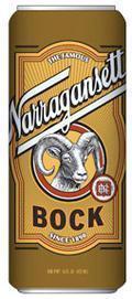 Narragansett Bock Beer  - Dunkler Bock