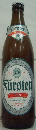 F�rst Wallerstein F�rsten Pils - Pilsener