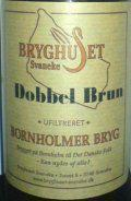 Svaneke Dobbel Brun