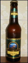 Flying Fox Premium Lager Beer