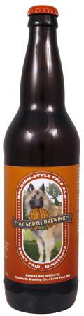 Flat Earth Belgian Style Pale Ale