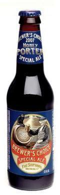 Shipyard Brewer's Choice Special Ale Honey Porter (2007)