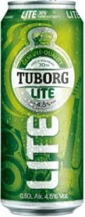 Tuborg Lite 4.5%
