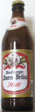 Bruckberger Dorn-Bräu Hell