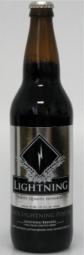 Lightning Black Lightning Porter