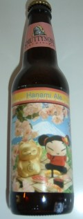 Smuttynose Hanami Ale - Fruit Beer
