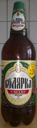 Boliarka Svetlo - Pale Lager