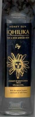 Honey Sun Iqhilika (Mead) - Dry