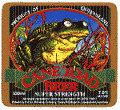 Sanctuary Cove Cane Toad Beer 5% - Heller Bock