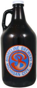 Shoreline Smokestack Porter - Smoked