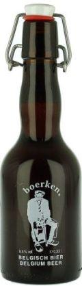 Boerken - Belgian Strong Ale