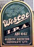 Jarrow Westoe IPA