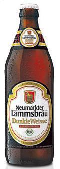 Neumarkter Lammsbr�u Dunkle Weisse Alkoholfrei