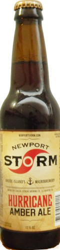 Newport Storm Hurricane Amber Ale