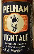Greene King Pelham Light Ale