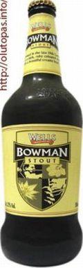 Wells Bowman Stout (Bottle)