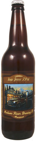 Madison River Hopjuice IPA