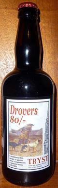 Tryst Drovers 80/- (aka Wheel Ale)