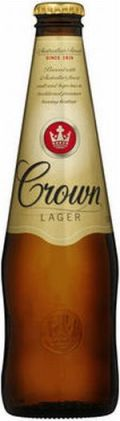 Carlton Crown Lager