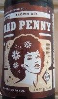 Big Boss Bad Penny Brown Ale
